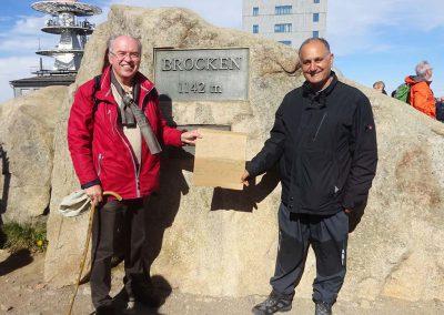 Dr. Burkhard Budde und Prof. Dr. Reza Asghari