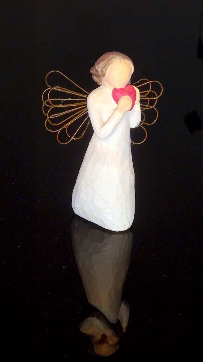 Ein Engel mit Herz