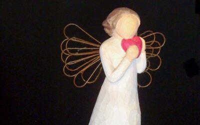 Bitte um einen Engel